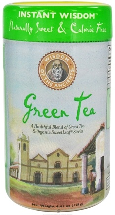 Zoom View - Instant Green Tea with Stevia