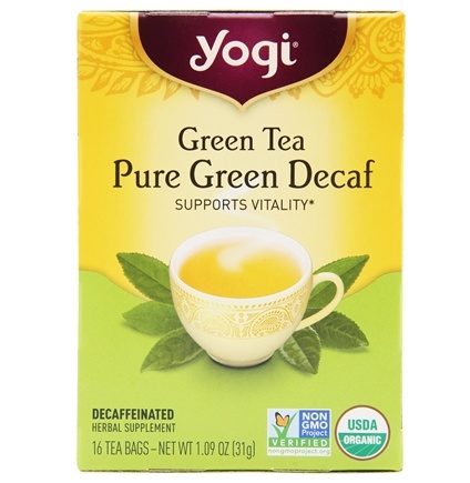Zoom View - Green Tea Pure Green Decaf