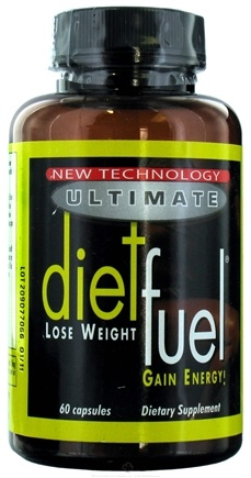 DROPPED: Twinlab - Ultimate Diet Fuel Ephedra Free - 60 Capsules CLEARANCE PRICED