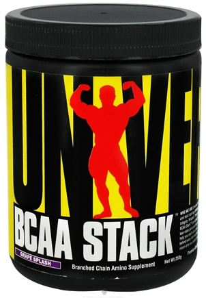 DROPPED: Universal Nutrition - BCAA Stack Grape Splash - 250 Grams