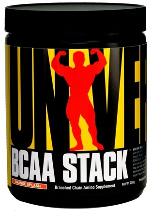 DROPPED: Universal Nutrition - BCAA Stack Orange Splash - 250 Grams CLEARANCE PRICED