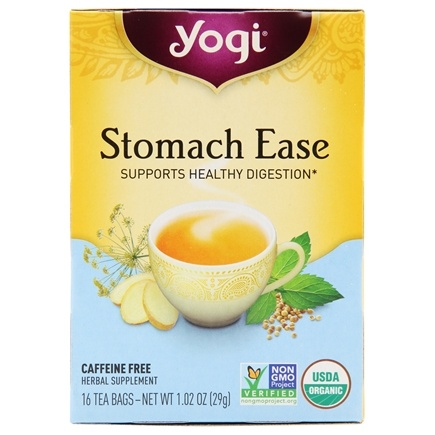 Zoom View - Stomach Ease Tea Caffeine Free