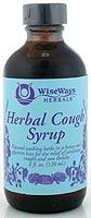 DROPPED: Wise Ways - Herbal Cough Syrup - 4 oz.
