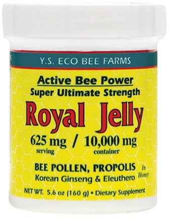 Zoom View - Alive Bee Power Royal Jelly Paste