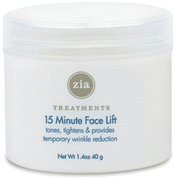DROPPED: Zia - 15 Minute Face Lift Refill - 40 Grams