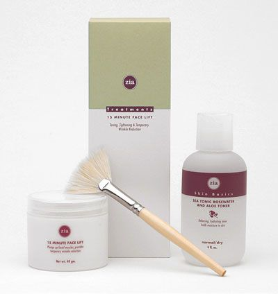 DROPPED: Zia - 15 Minute Face Lift(Instant firming for stressed or aging skin) 1 Kit