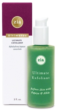 DROPPED: Zia - Ultimate Age Defying Exfoliant - 2 oz.