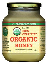 DROPPED: YS Organic Bee Farms - Certified Organic Honey Berry Blend - 8 oz.