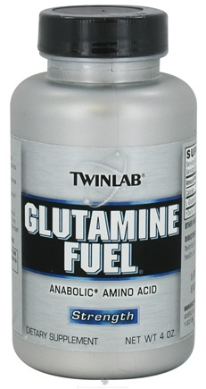 DROPPED: Twinlab - Glutamine Fuel Powder - 4 oz.