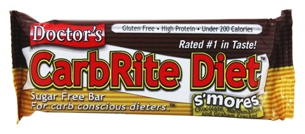 Zoom View - Doctor's CarbRite Diet Bar