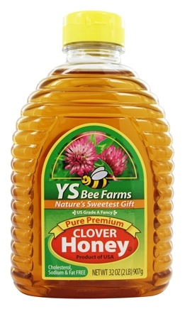 Zoom View - Clover Honey Pure Premium