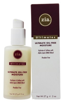 DROPPED: Zia - Ultimate Age Defying Oil-Free Moisture - 2 oz.