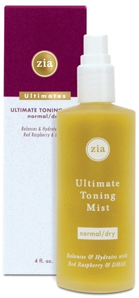 DROPPED: Zia - Ultimate Age Defying Toning Mist - Normal to Dry - 4 oz. CLEARANCE PRICED