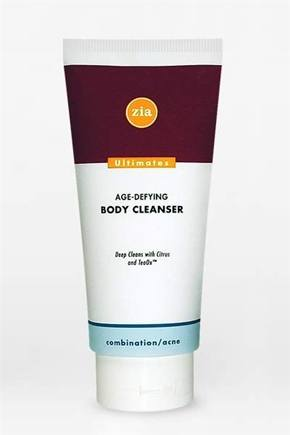 DROPPED: Zia - Ultimate Age-Defying Body Cleanser - 7 oz.