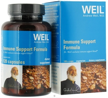Zoom View - Immune Support Formula