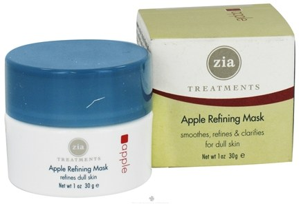 DROPPED: Zia - Treatments Apple Refining Mask - 1 oz.