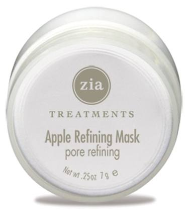 DROPPED: Zia - Treatments Apple Refining Mask - 0.25 oz. CLEARANCE PRICED