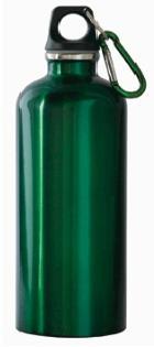 DROPPED: New Wave Enviro Products - Stainless Steel Water Bottle (Green) - 20 oz. WINTER SPECIAL
