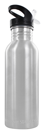 New Wave Enviro Products - Stainless Steel Water Bottle Brushed Stainless Steel - 20 oz.