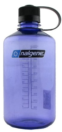 DROPPED: Nalgene - Narrowmouth Water Bottle (Vibrant Violet) - 32 oz.