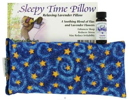DROPPED: Grampa's Garden - Sleepy Time Pillow Star Swirl Fabric - CLEARANCE PRICED