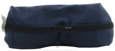 Zoom View - Eye/Sinus Pac (With Strap) Navy Flannel