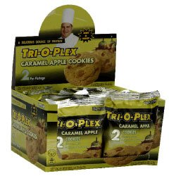 DROPPED: Chef Jay's - Tri-O-Plex Cookies Caramel Apple - 2 Pack(s) CLEARANCE PRICED