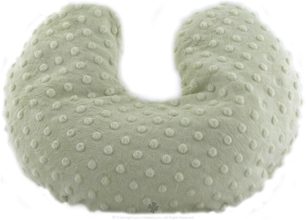 DROPPED: Grampa's Garden - Aroma Rest Neck Support Pillow Green - CLEARANCE PRICED