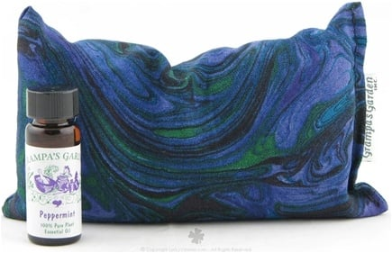 Zoom View - Breathe E-Z Aromatherapy Pillow Luna Fabric