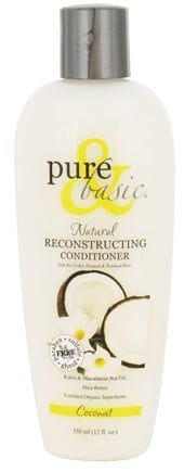 Zoom View - Conditioner Reconstructing Coconut