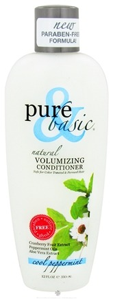 Zoom View - Natural Conditioner Volumizing