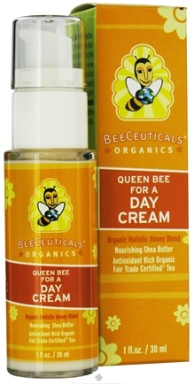 DROPPED: BeeCeuticals Organics - Queen Bee For A Day Cream - 1 oz. CLEARANCE PRICED