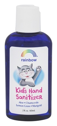 DROPPED: Rainbow Research - Kid's Hand Sanitizer Original Scent - 2 oz.
