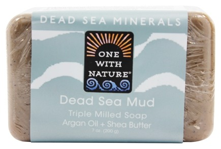 Zoom View - Dead Sea Mineral Bar Soap Rejuvenating
