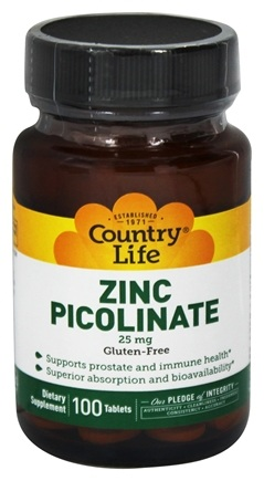 Zoom View - Zinc Picolinate Advanced Absorption