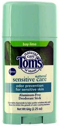 Zoom View - Natural Sensitive Care Deodorant Stick