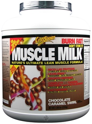 Zoom View - Muscle Milk Ultimate Lean Muscle Formula