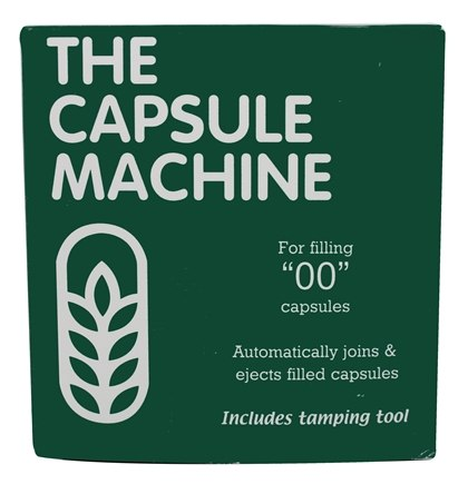Capsule Connections - The Capsule Machine For Filling '00'