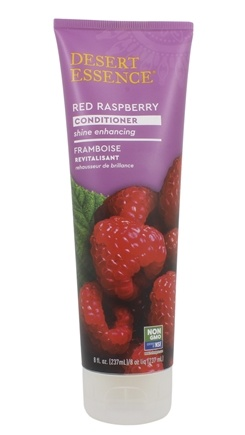 Desert Essence - Conditioner For Shine Enhancing Red Raspberry - 8 oz. LUCKY PRICE
