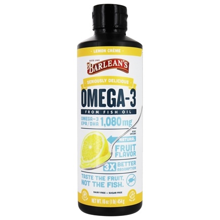 Zoom View - Omega Swirl Omega-3 Fish Oil
