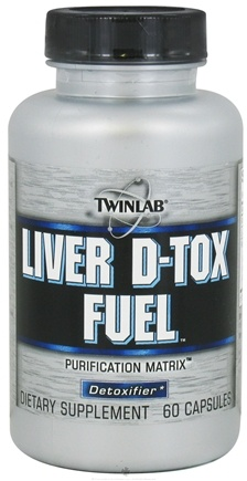 Zoom View - Liver D-Tox Fuel Purification Matrix