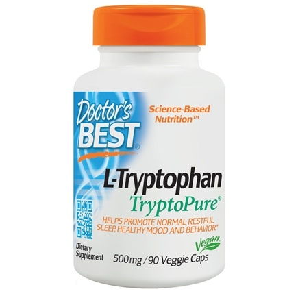 Zoom View - Best L-Tryptophan featuring TryptoPure