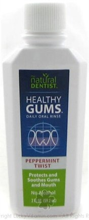 Zoom View - Healthy Gums Daily Mouth Rinse