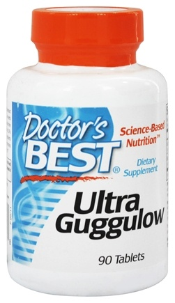 DROPPED: Doctor's Best - Ultra Guggulow 1000 mg. - 90 Tablets