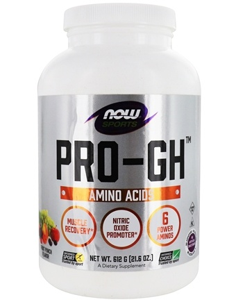 NOW Foods - Pro-GH - 612 Grams