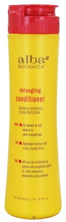 DROPPED: Alba Botanica - Detangling Conditioner - 8.5 oz. CLEARANCE PRICED