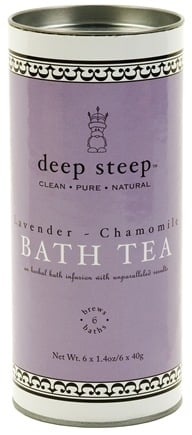 Zoom View - Bath Tea Lavender Chamomile CLEARANCE PRICED