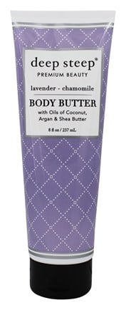 Deep Steep - Body Butter Lavender Chamomile - 6 oz.