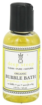 Zoom View - Bubble Bath Grapefruit Bergamot