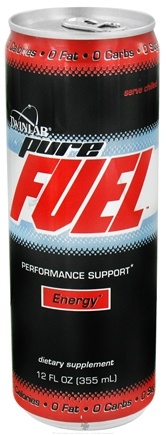 DROPPED: Twinlab - Pure Fuel Energy Performance Support Drink - 12 oz.